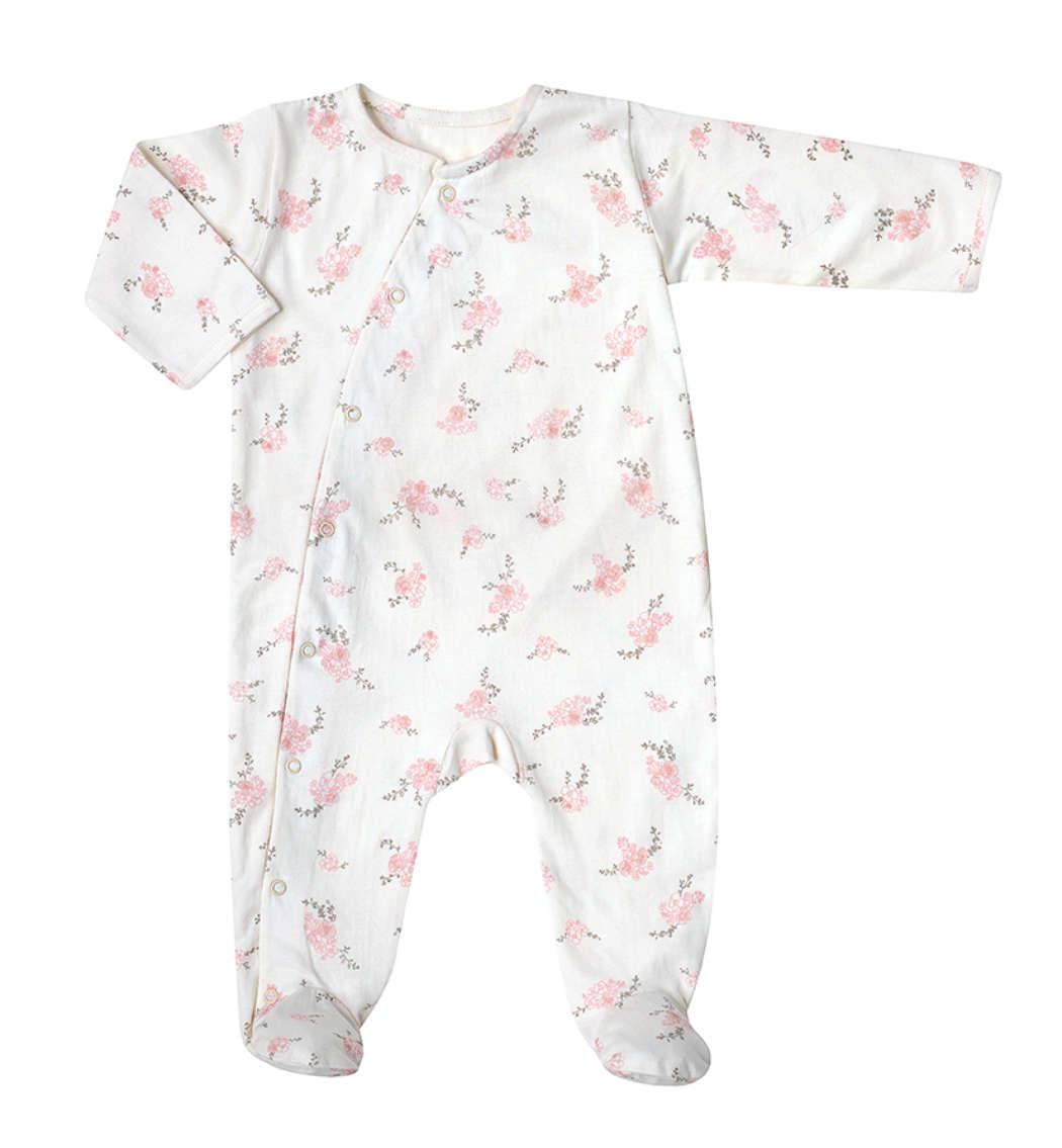 Babysuit pansies format web