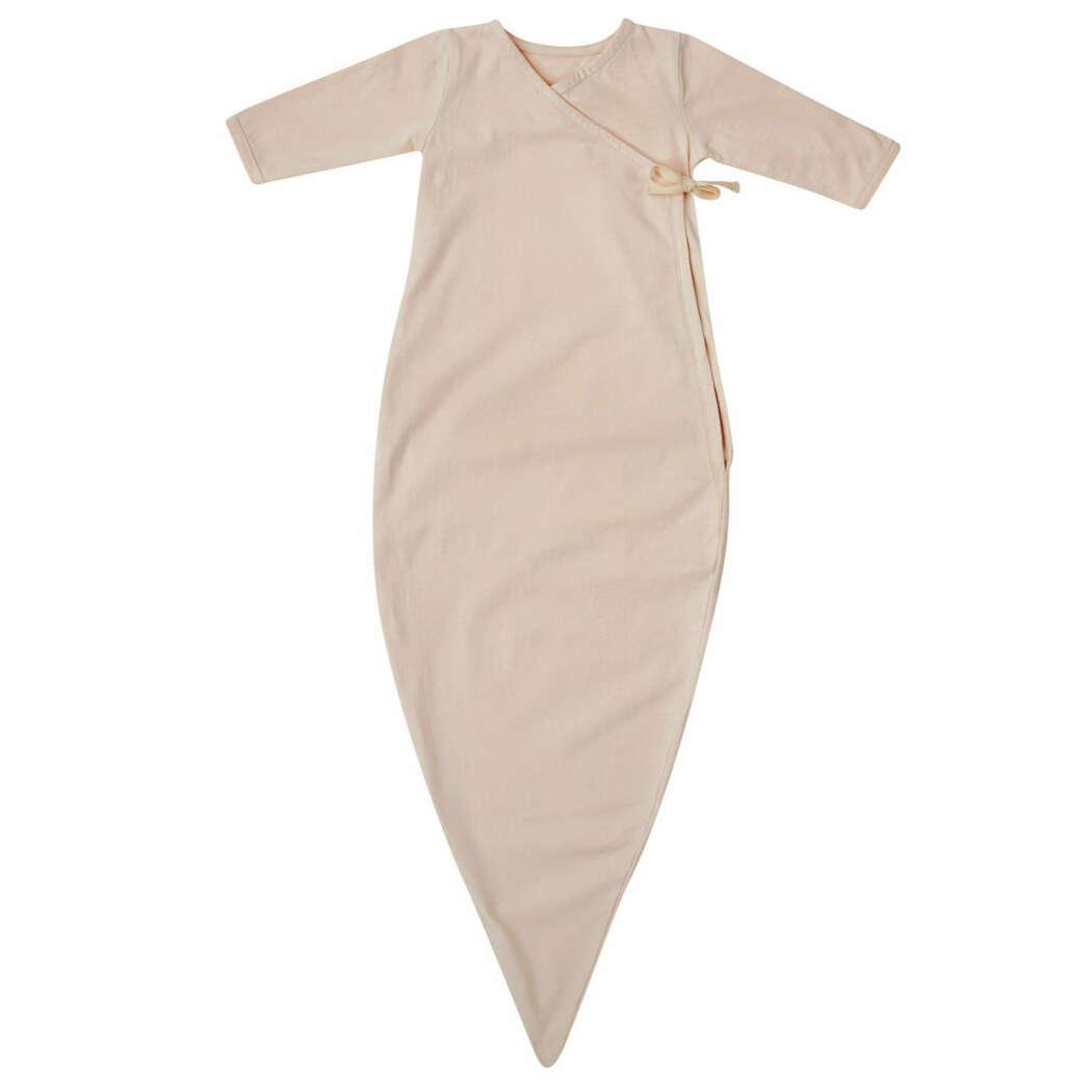 Kimono sleeping bag nude web