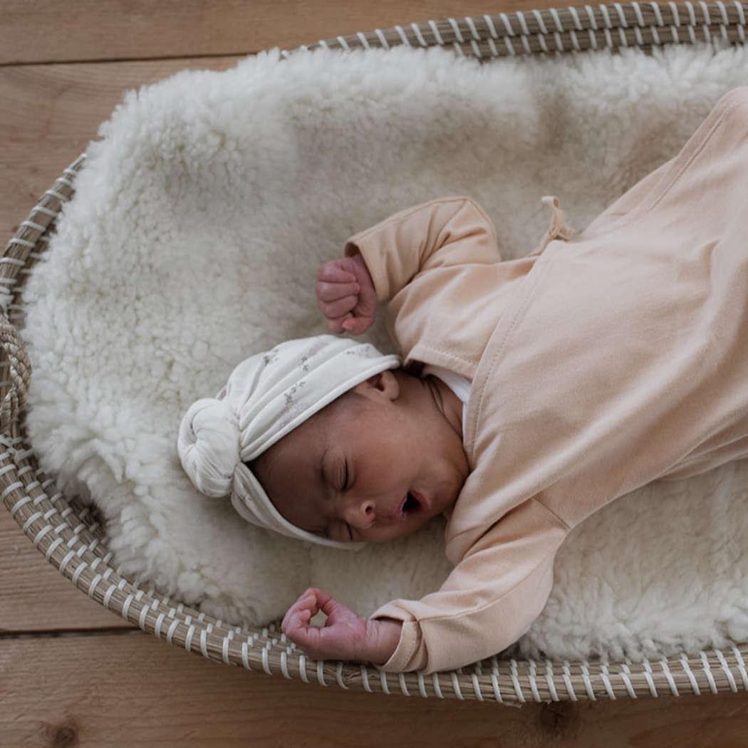 Pansies turban