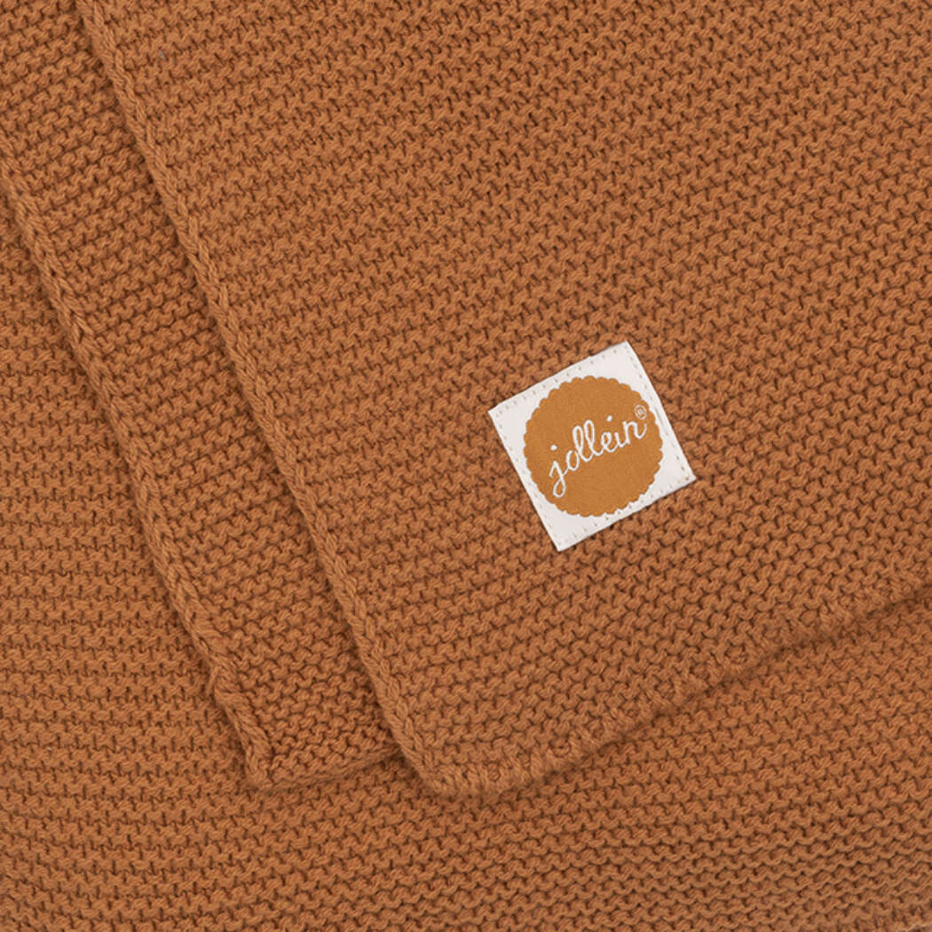 Basis knit caramel 2