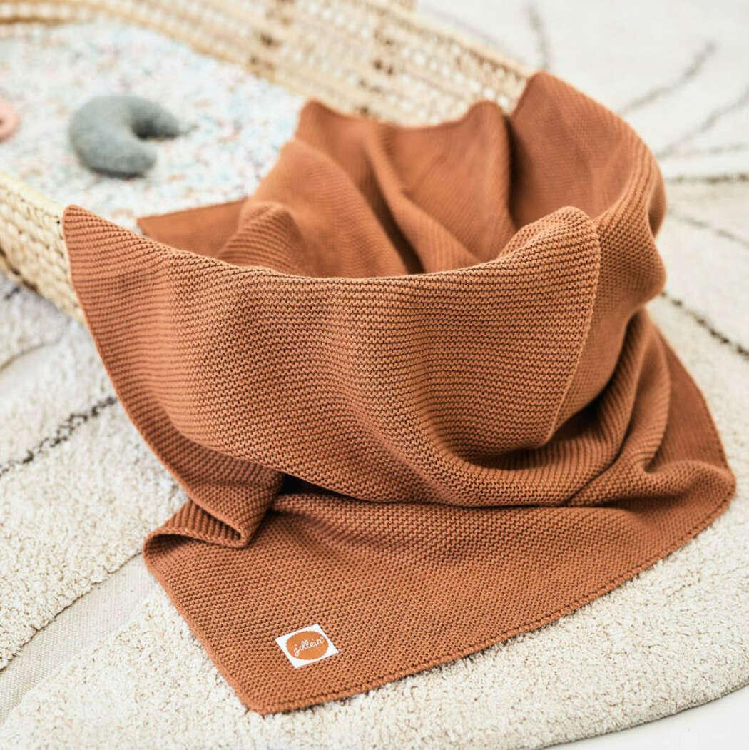 Basis knit caramel 3