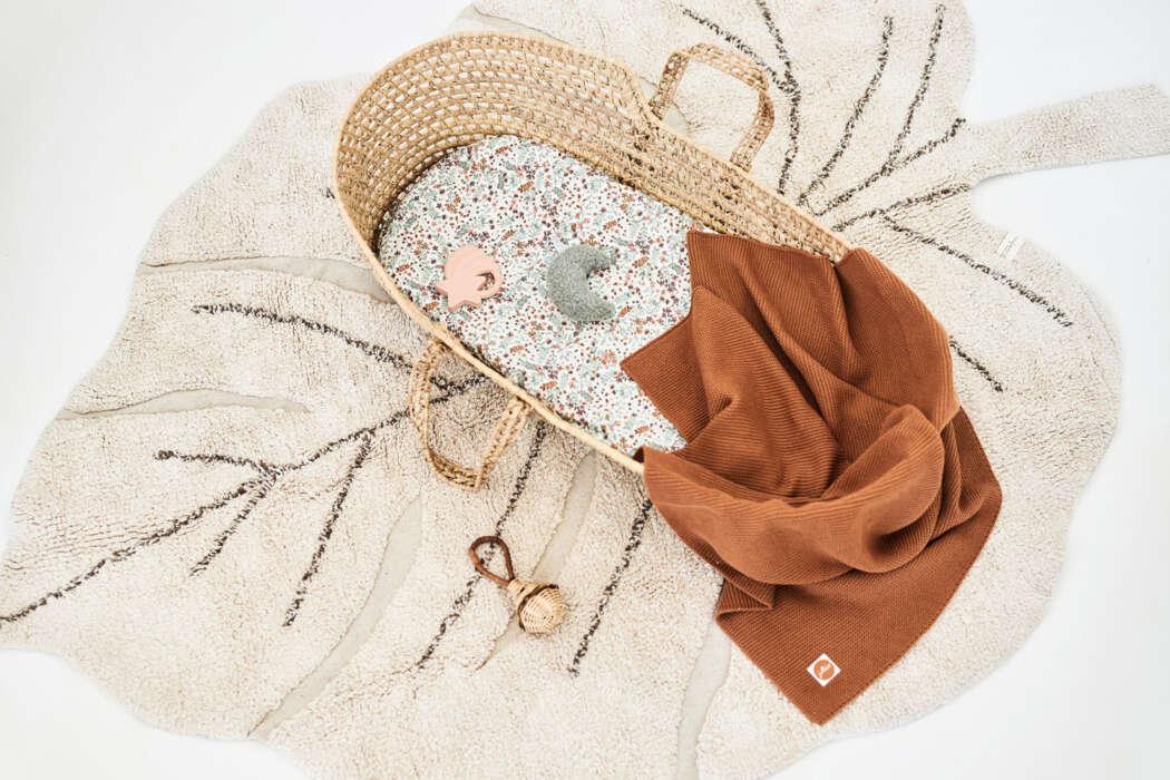 Basis knit caramel 4