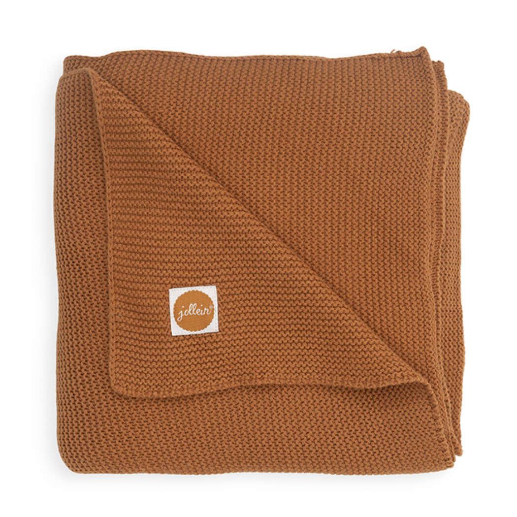 Basis knit caramel