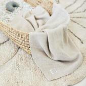 Wieg Deken Basic Knit 75x100cm Nougat 4