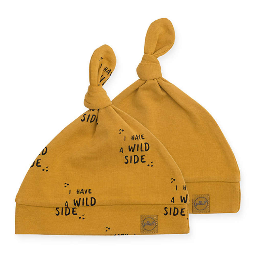 Muts Wild animal mustard