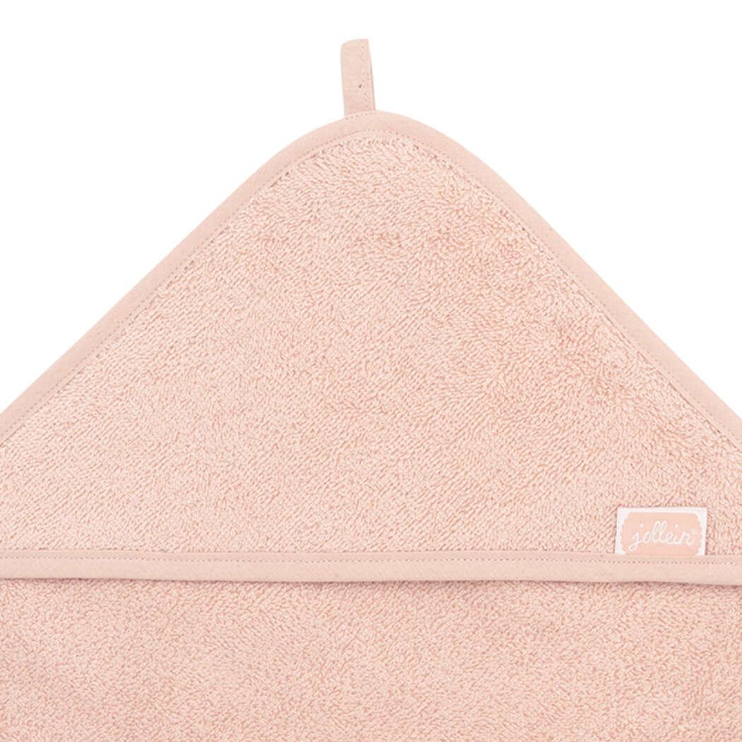 Badcape pale pink 3