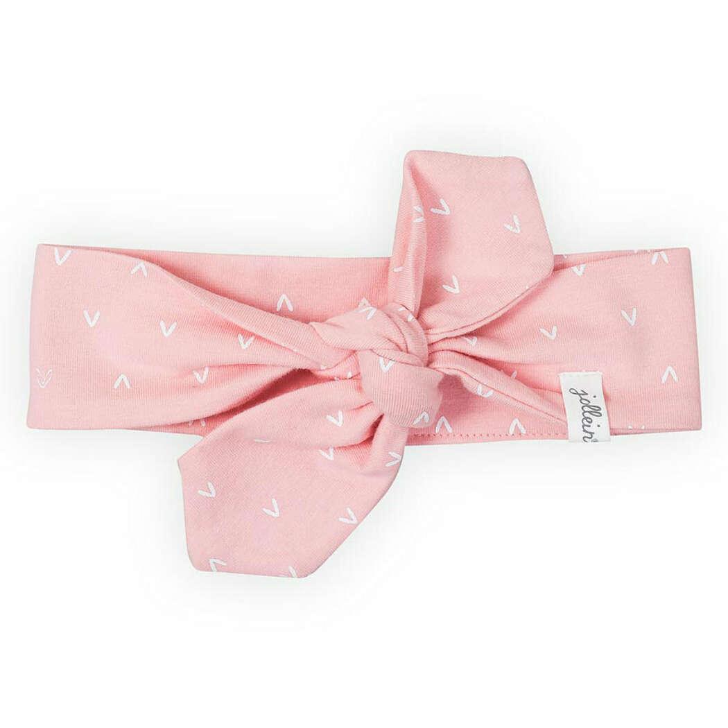 Haarband hearts roze