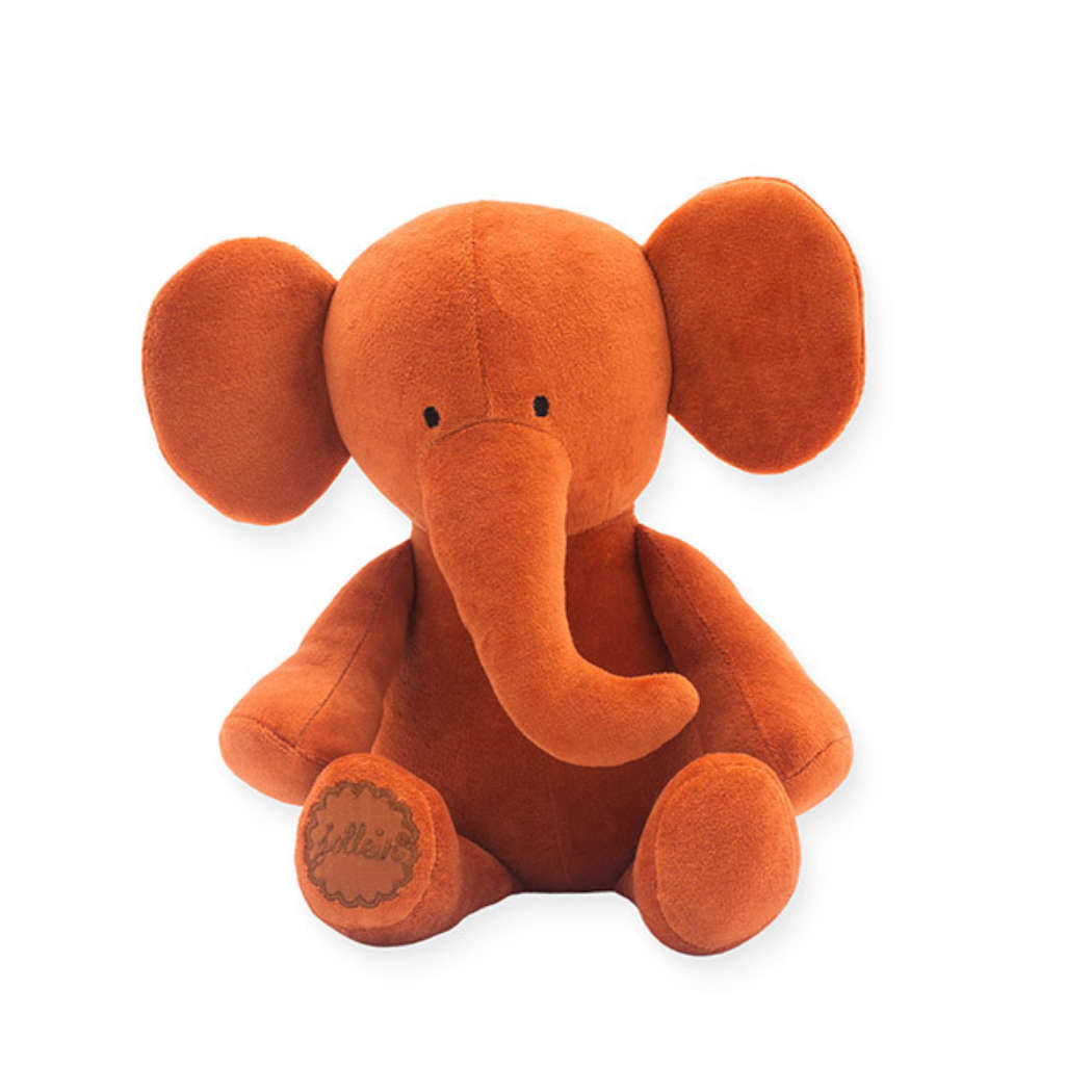Knuffel Elephant rust