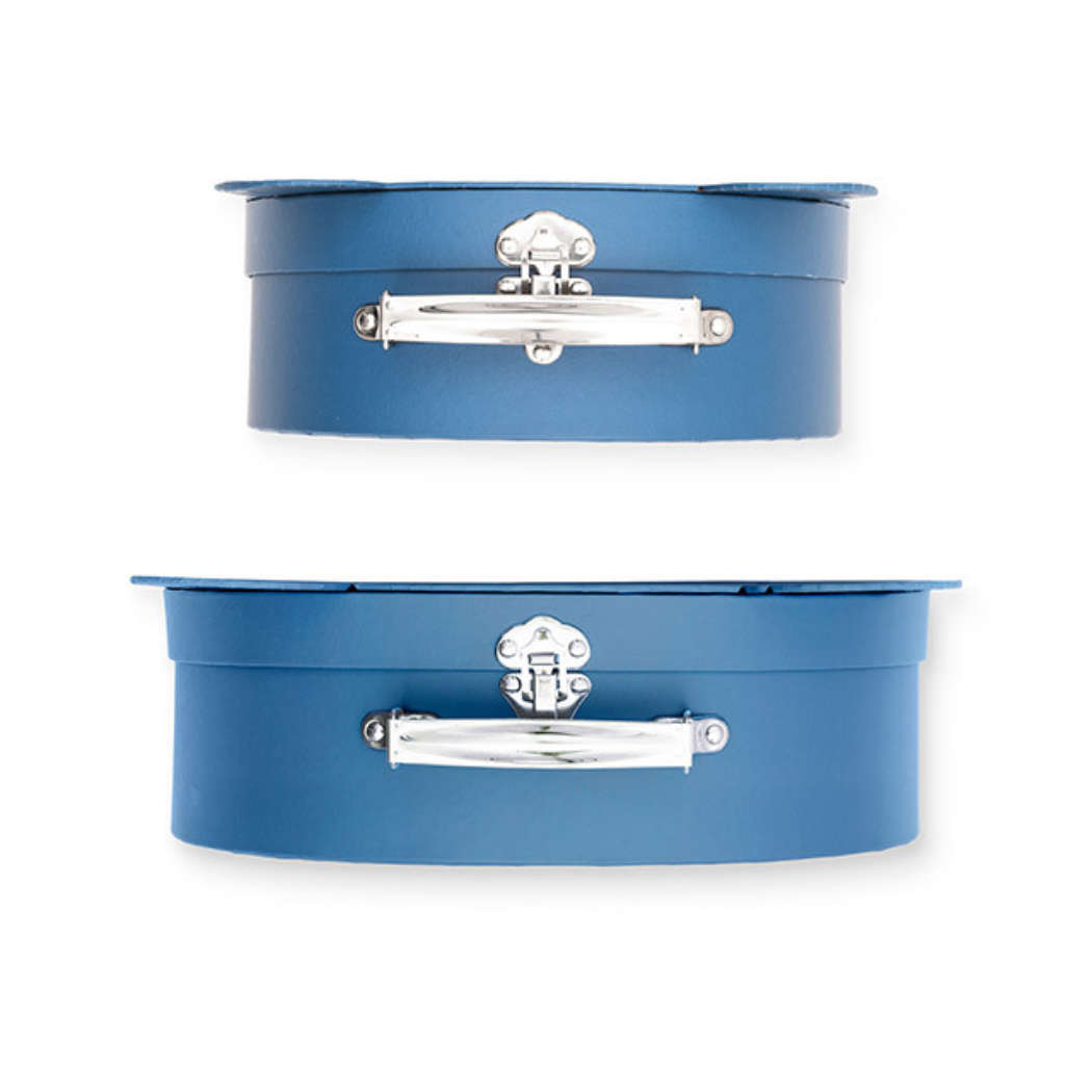 Koffer animal blue 1