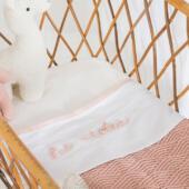 Laken Hi cutie pale pink 3
