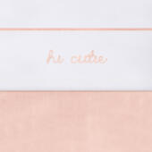 Laken Hi cutie pale pink