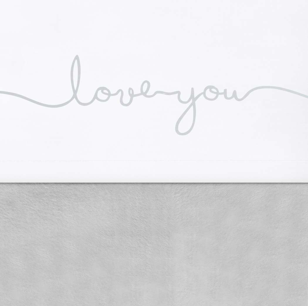 Laken_75x100cm_Love_you_grey