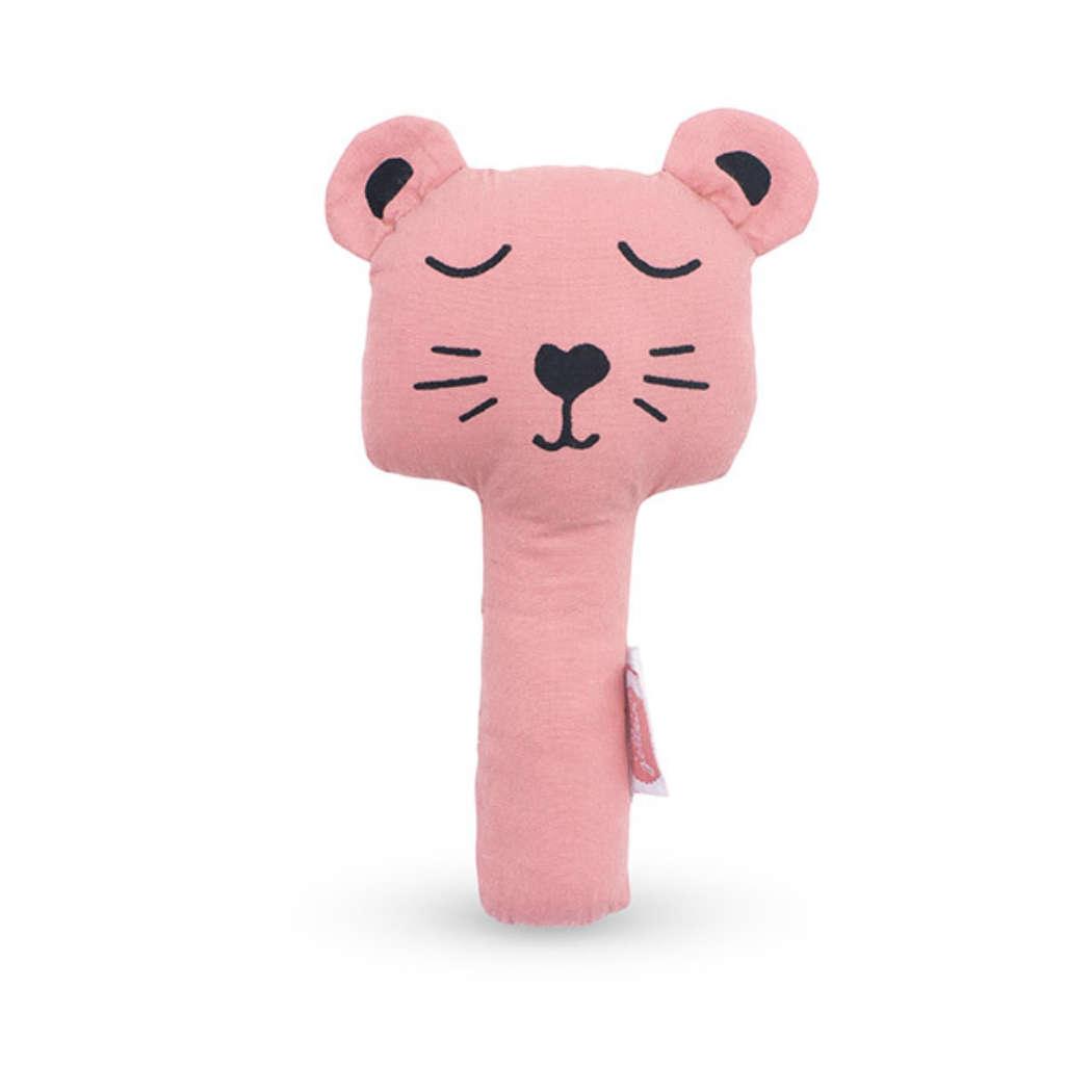 Rammelaar cat pink