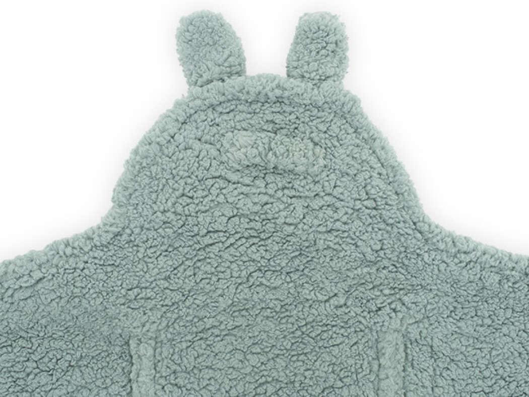 Wikkeldeken Bunny Ash Green4