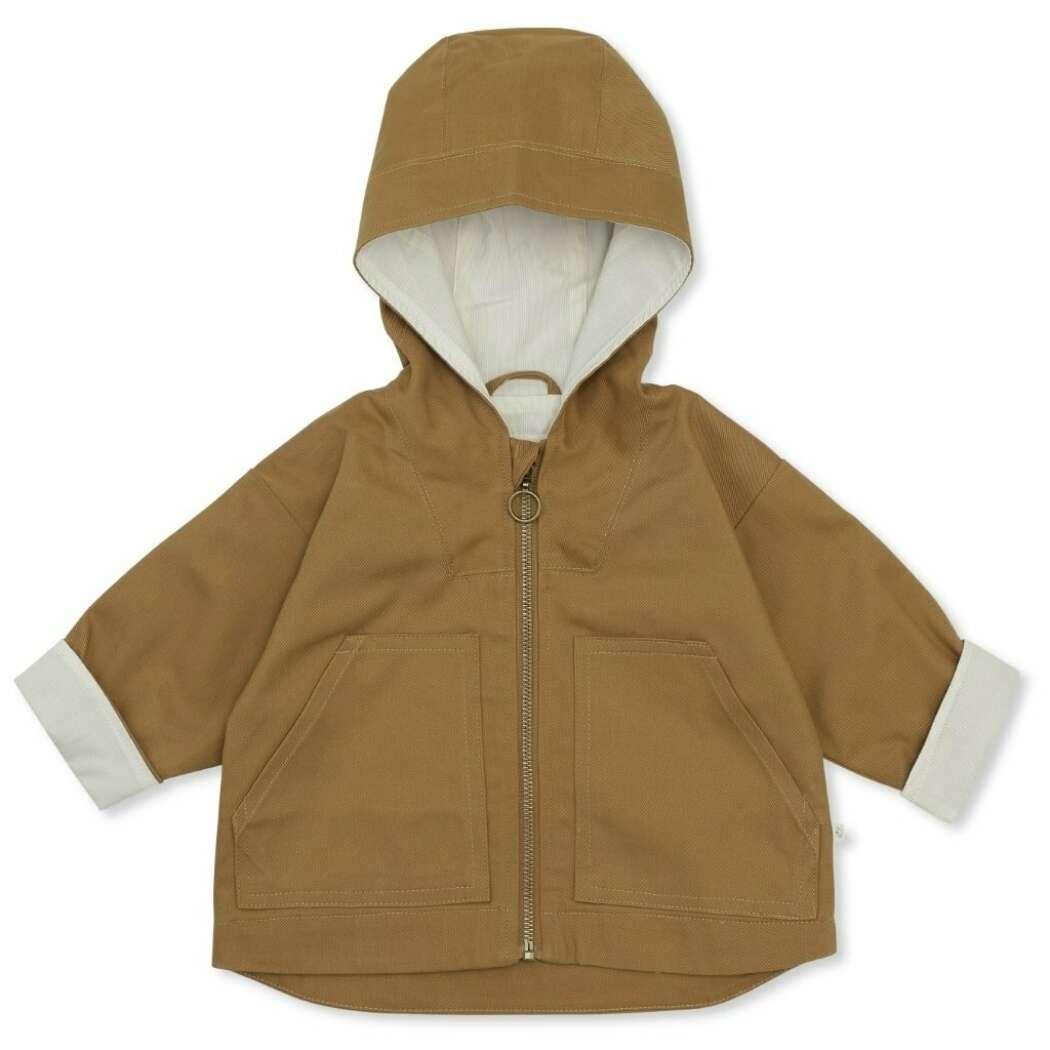 Billie jacket dijon
