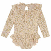 KS1922 MANUCA LONG SLEEVE SUIT BUTTERCUP YELLOW Extra 0