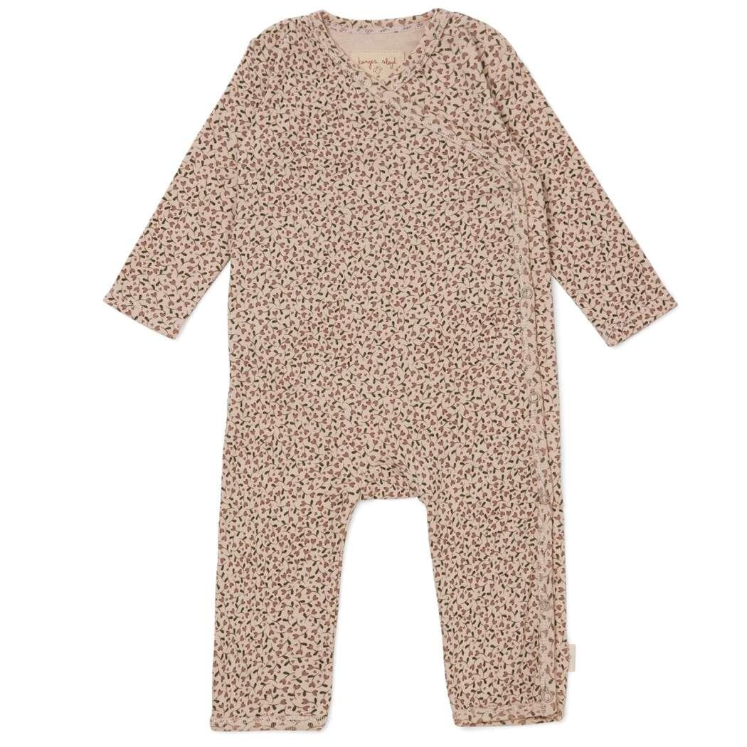 Ks2600 konges sloejd newborn onesie heldragt jumpsuit milk tank p