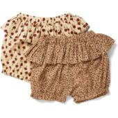 Konges slojd varda 2 pack bloomers rosaraie poppy flower 1