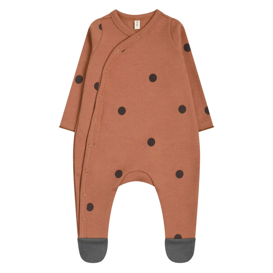 Earth Dots Suite with Contrast Feet lichter