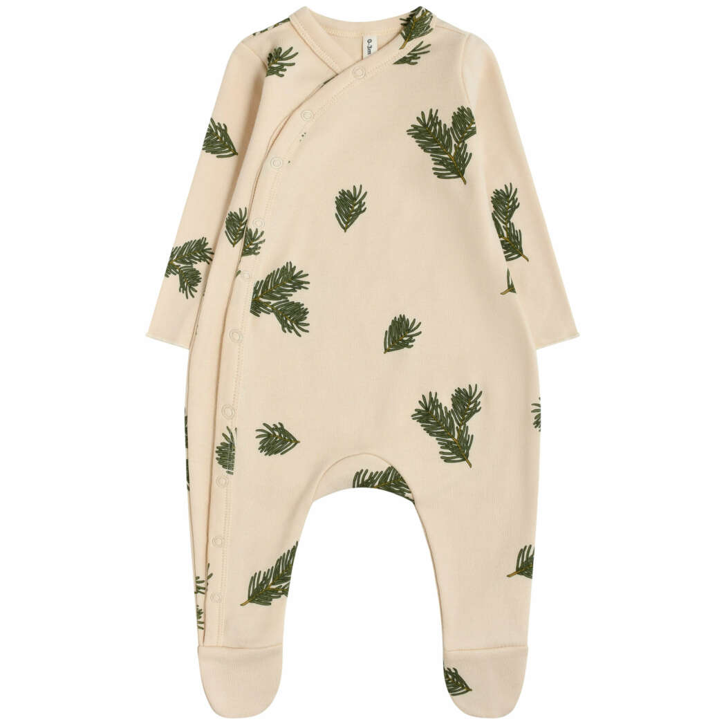 Organic Zoo PFSLOZ Pine Forest Suit White