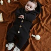 Merino wool suit organic zoo vierkant