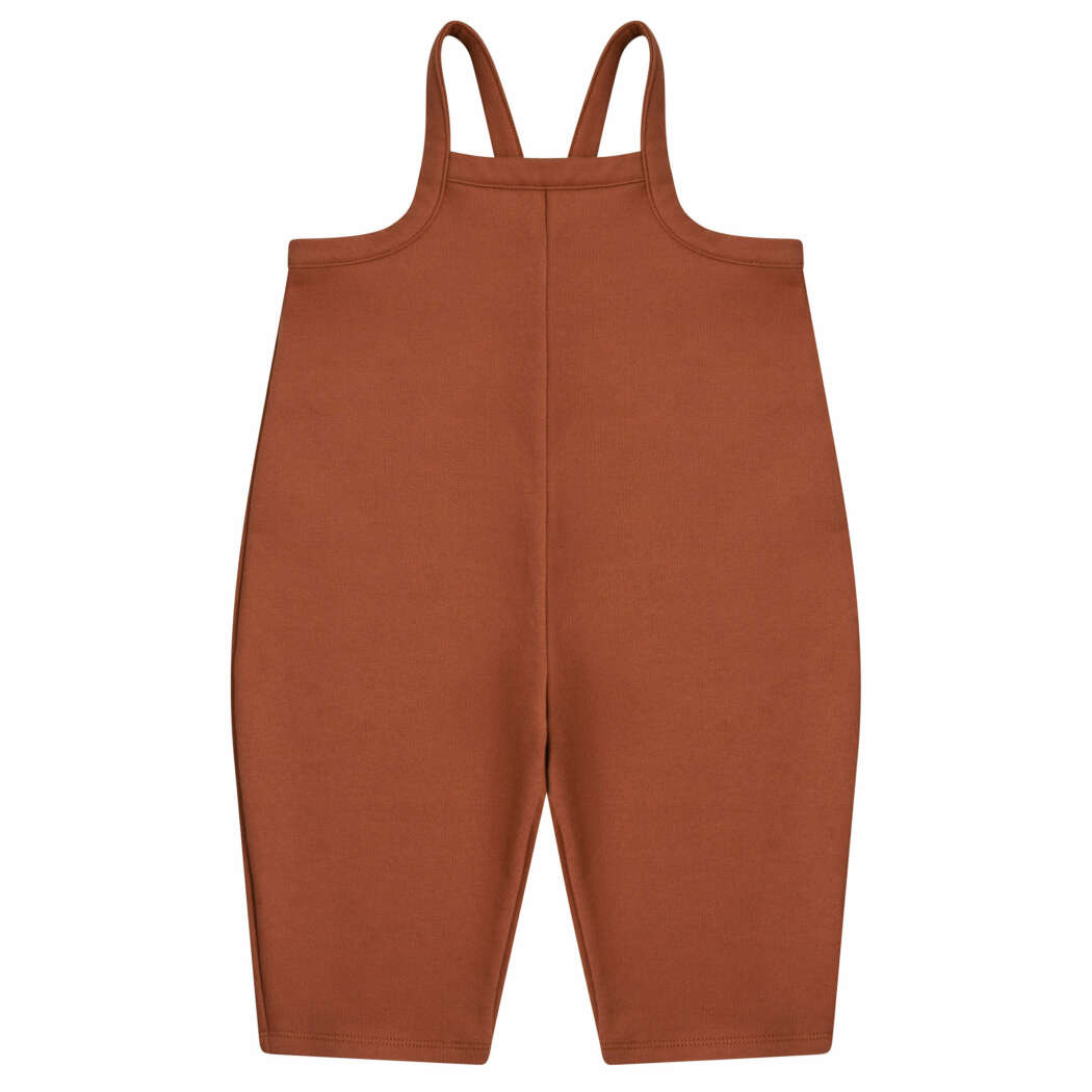 Earth Dungarees Front Flat 2