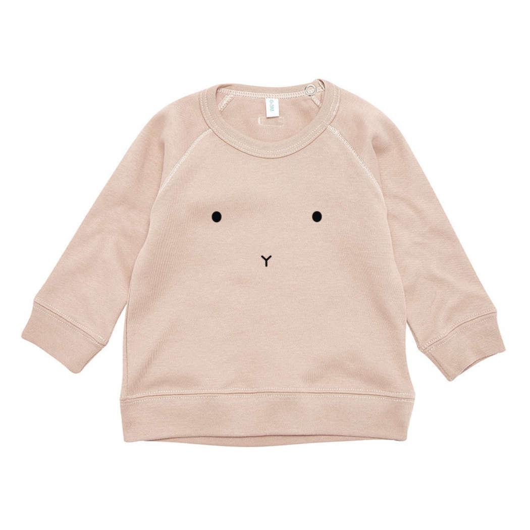 Sweater bunny clay
