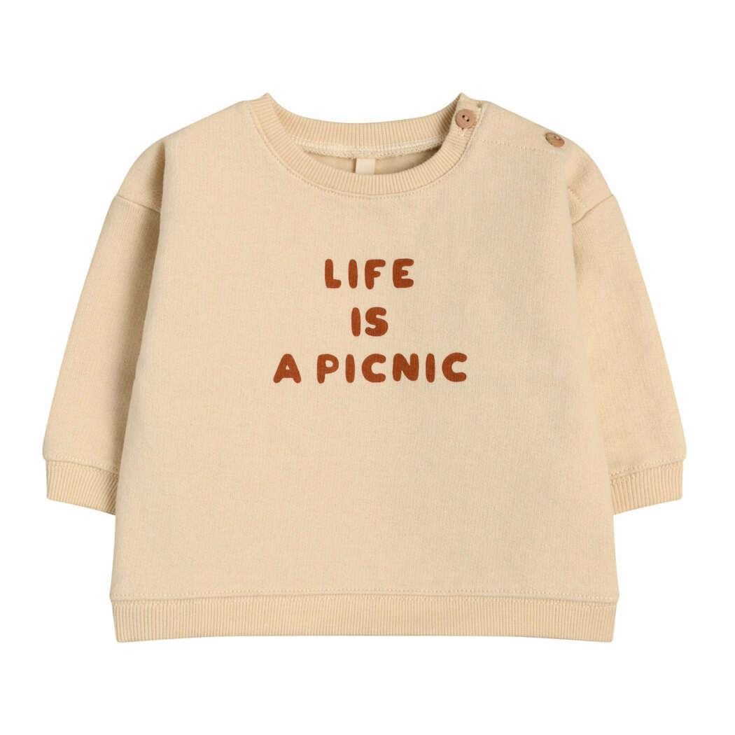 Life Is A Picnic Sweatshirt 2