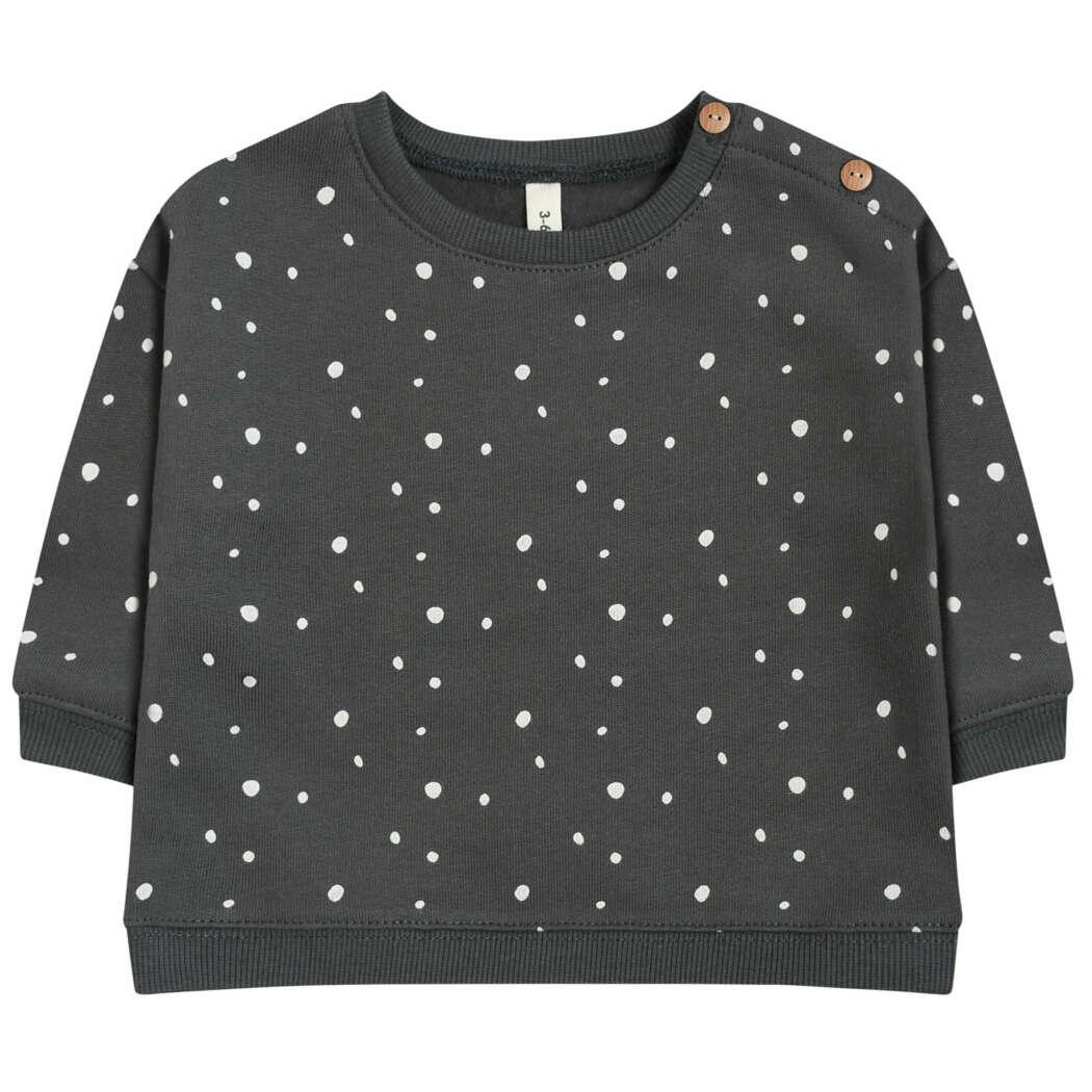 Organic Zoo SDBSOZ Stardust Sweatshirt White