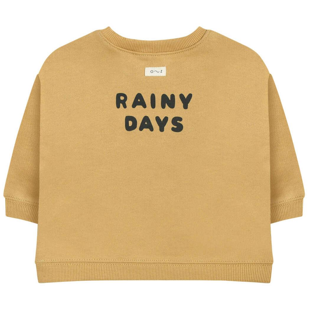 Organic Zoo LBSSD Sunny Days Sweatshirt Back White