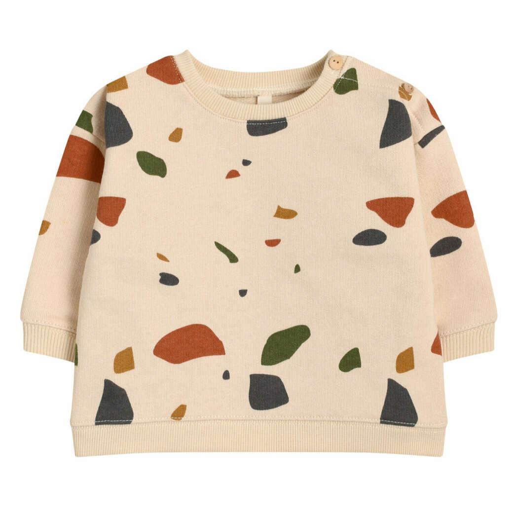 Terrazzo Sweatshirt lichter