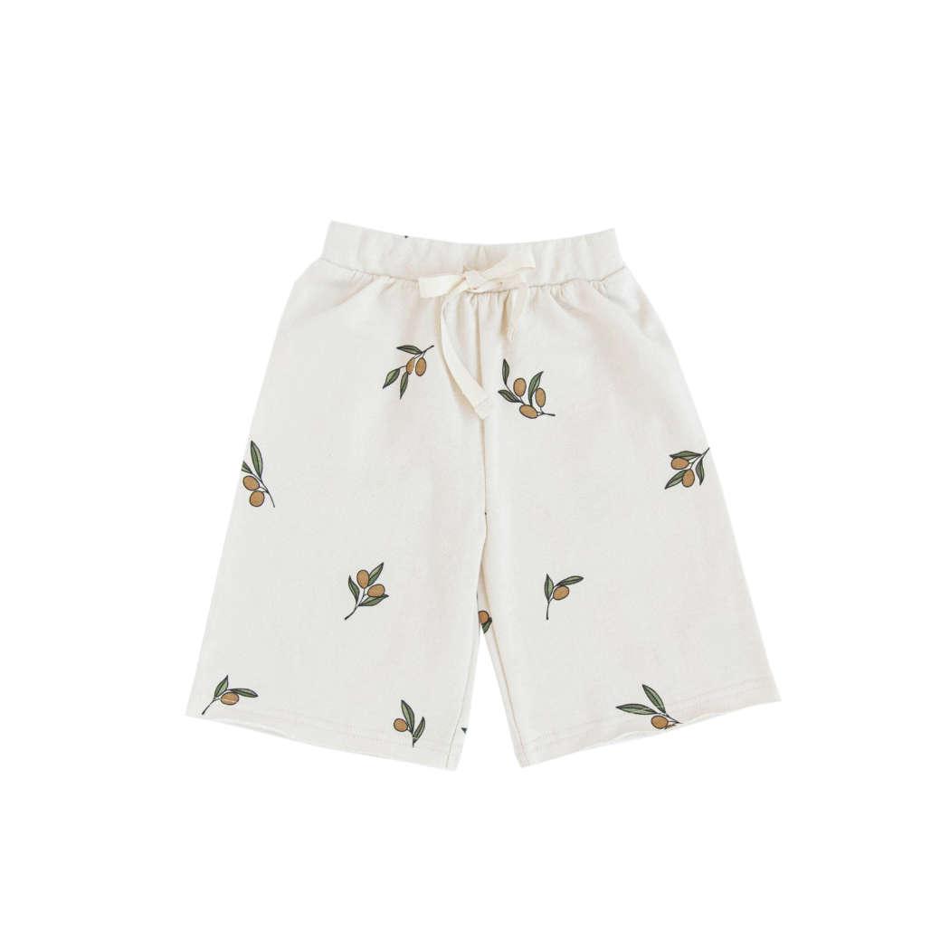 OWLOZ olive garden wide leg pants