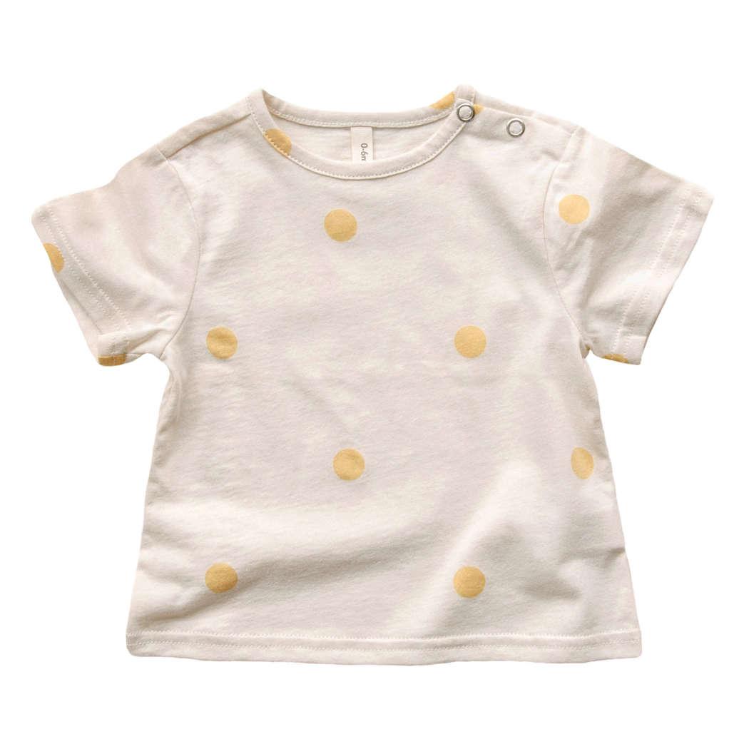 Sunrise t shirt vierkant lichter