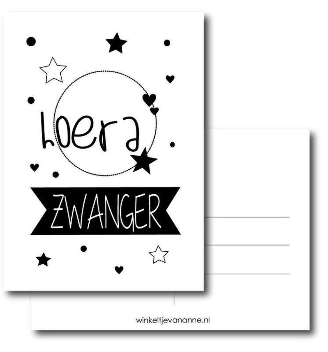 Hoera_zwanger